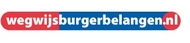 Logo van Stichting Wegwijs burger belangen.