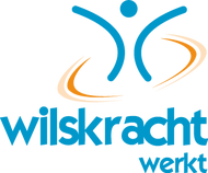 organisatie logo Wilskracht Werkt